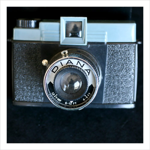 Photographic Magic with the Diana Camera