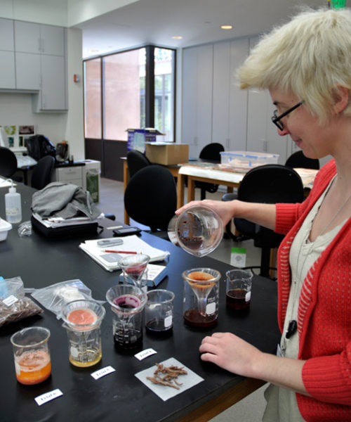 What's Simmering in That Beaker? Understanding Ancient Technology by Manufacturing Pigments