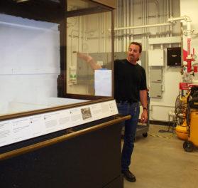 Career Profile: Marcus Adams, Antiquities Preparator
