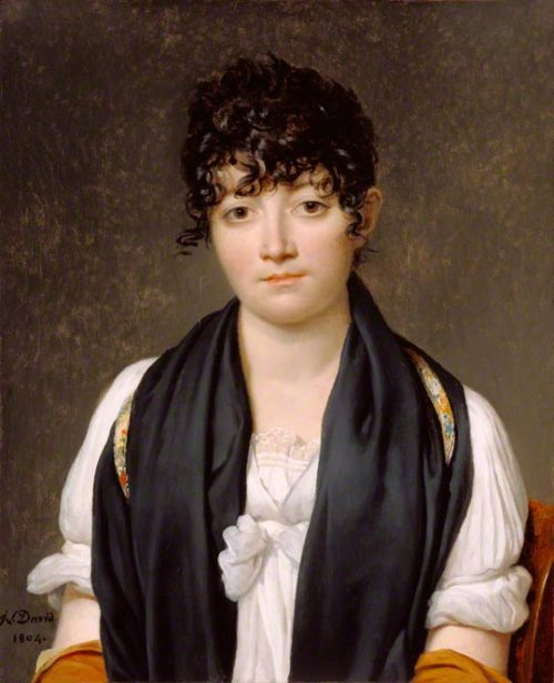 Jacques-Louis David, Political Artist
