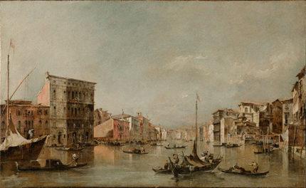 Travel Postcards, 18th-Century Style