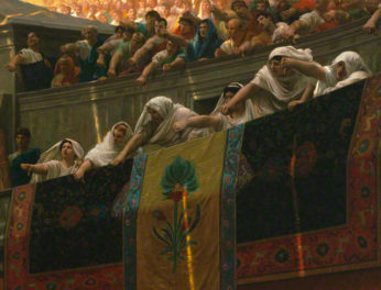 "Thumbs Up or Thumbs Down? Looking at Gérôme's ""Pollice Verso"""