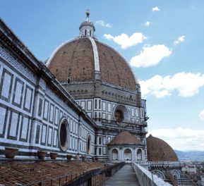 Inside Brunelleschi's Dome
