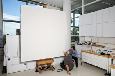 Inside the Getty Conservation Institute's Modern and Contemporary Art Research Lab