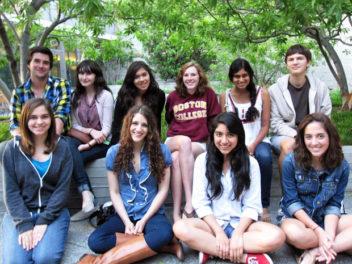 Meet the Villa Teen Apprentices