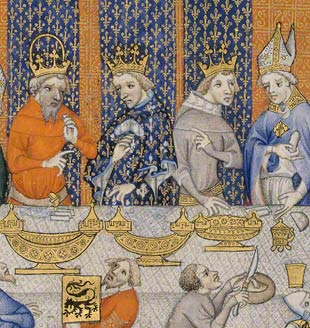 Imagining the Culinary Past in France: Recipes for a Medieval Feast
