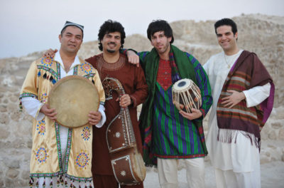 Mixing Afghan Rhythms at Sounds of L.A.