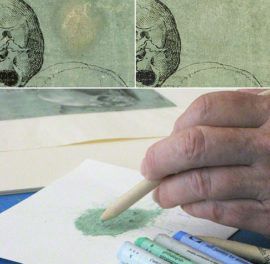 Drawing the Line: Conserving Master Drawings with a Light Touch