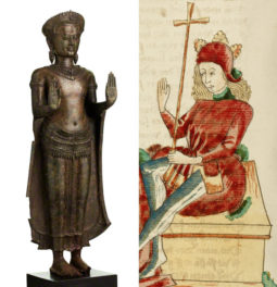 The Buddha in Medieval Europe