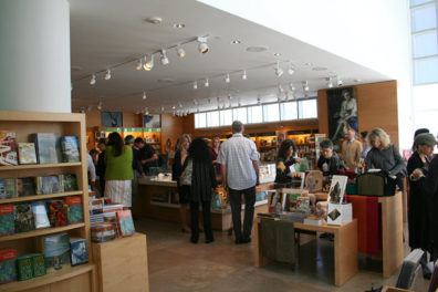 Museum Store Reopens with a New Design