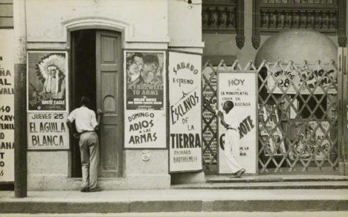Walker Evans's Havana, through an Architect's Lens