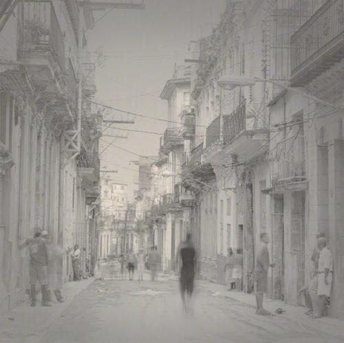Three Contemporary Photographers on Cuba