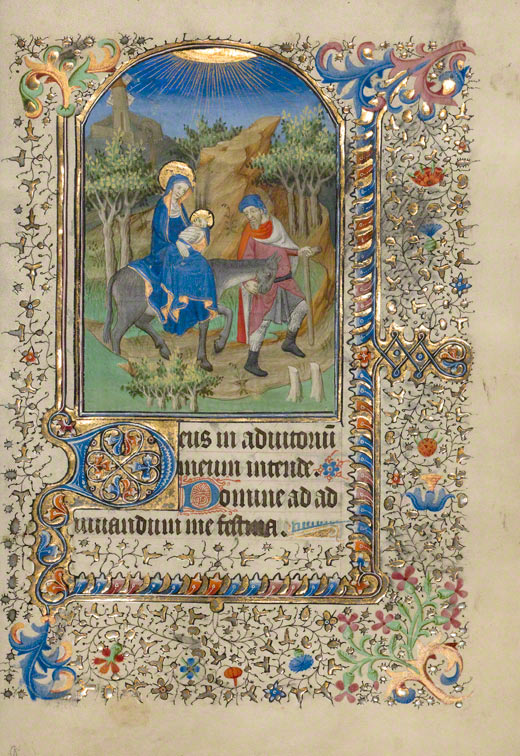 Have You Seen an Illuminated Manuscript Lately? | The