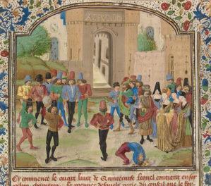 Tights, A Medieval Fashion Faux Pas, Return!