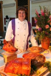 At the Roman Table: Fish Sauce, Sausage-Stuffed Pig, and Good Conversation