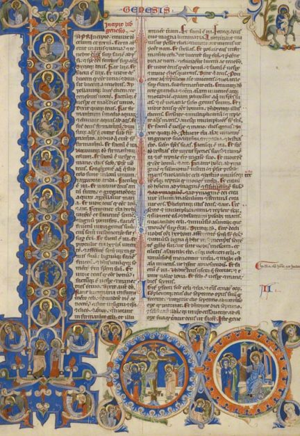 Far from Marginal: Images in the Margins of the Abbey Bible
