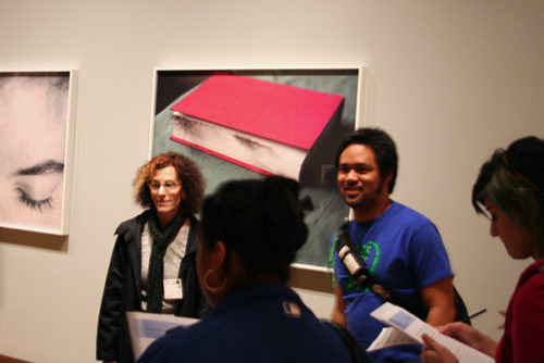 Snapshots: High School Students Photograph the Getty with Eileen Cowin