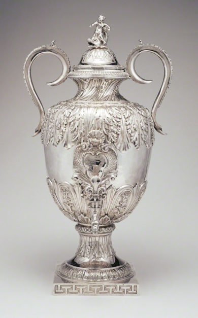 Masterpiece of the Week: A Silver Treasure Spared the King's Meltdown