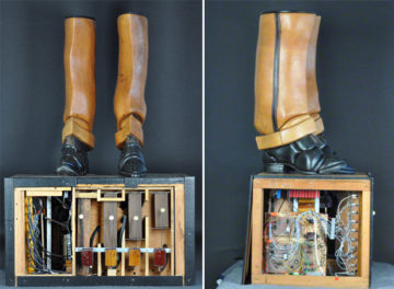 Art with an On-Off Switch: Restoring Stephan von Huene's Tap Dancer