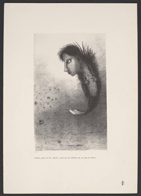 Explorations in Darkness and Light: Odilon Redon