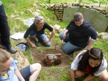 Backyard Archaeology at the Villa Ranch House