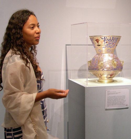 From Getty Intern to Arts Professional: Museum Educator Jennifer Reid
