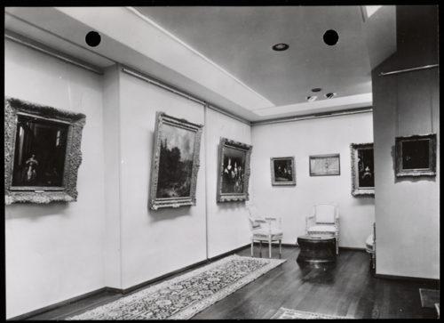 Nazis Collecting Art: Art Dealer Gustav Cramer's Wartime Records