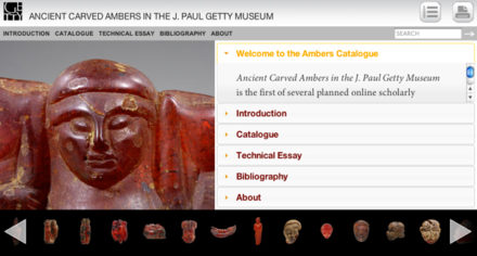 Developing an Online Scholarly Museum Catalogue