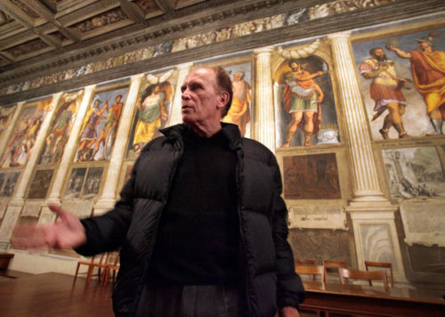 Actor Peter Weller Discusses Renaissance Florence (and Answers Your Questions!)