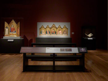 """Church Pews and iPads? Designing """"Florence at the Dawn of the Renaissance"""""""