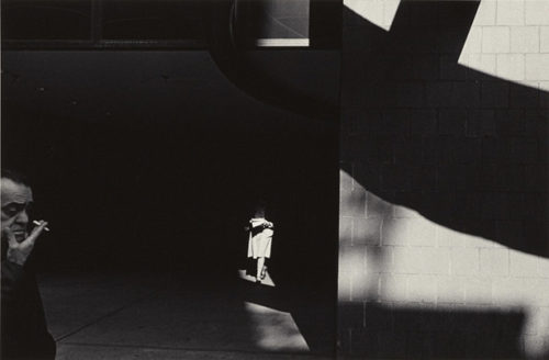 "Whispers and Shadows: Ray K. Metzker and ""Street Noir"""