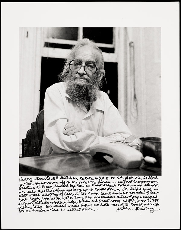 Harry Smith S Archives And Collections Now At The Getty Research Institute The Getty Iris
