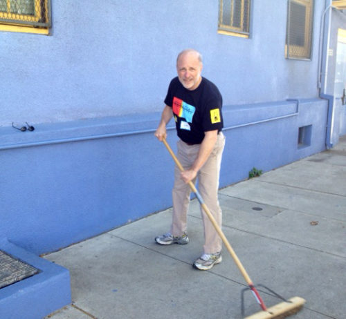 First Annual Day of Service Is a Hit