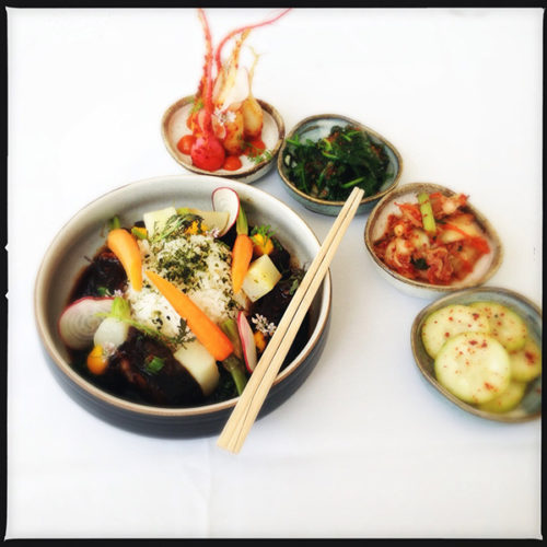 Korean Cooking, the Authentic Fusion Way
