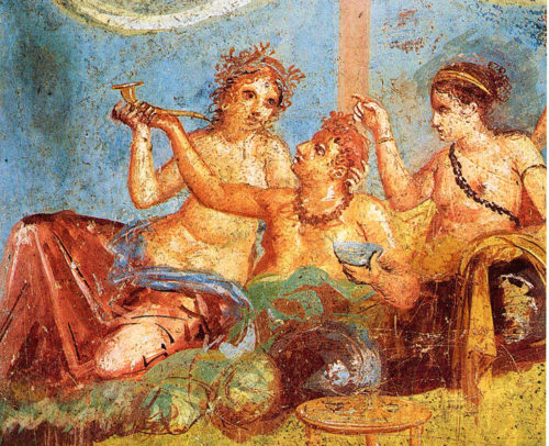 Getty Voices: Seduction in Ancient Rome
