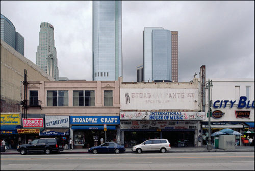 Finding Beauty in L.A.'s Visual Clutter