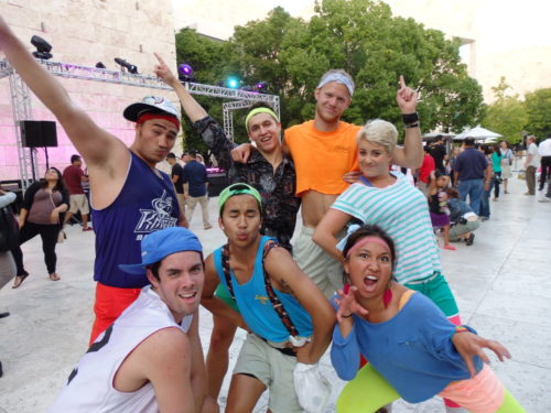 Friday Flights '80s Night: The Costume Contest Winners Are…