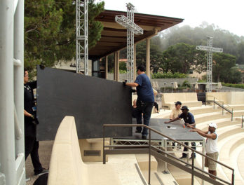 Getty Voices: Backstage at the Villa