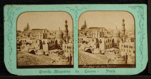 Getty Voices: Preserving the Photographs of the Middle East