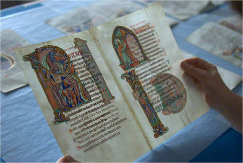 Getty Voices: Living with the St. Albans Psalter