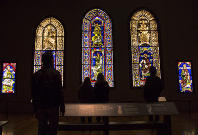 Bigger Than Ourselves: Episcopal Priest Dr. Gwynne Guibord on Finding the Sacred through Art