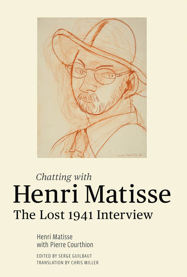 """""""As Inspiration Dictates"""": Henri Matisse on Color"""