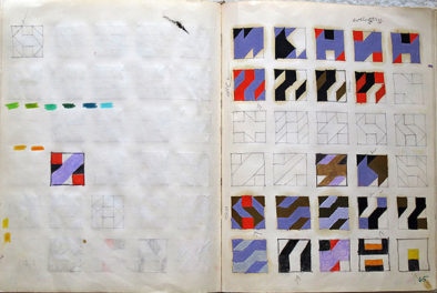 Frederick Hammersley Foundation Donates Archive to the Getty Research Institute