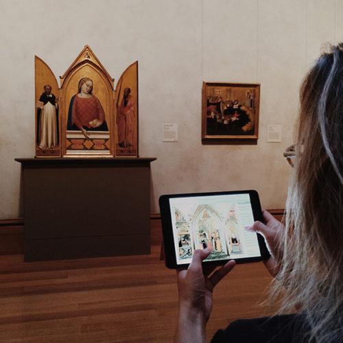 Beyond Digitization—New Possibilities in Digital Art History