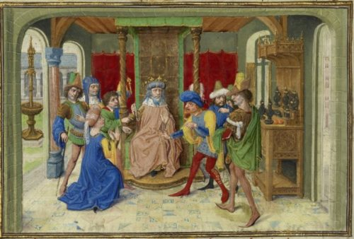 A Medieval Soap Opera