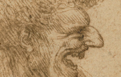 Leonardo da Vinci, Renaissance Lefty