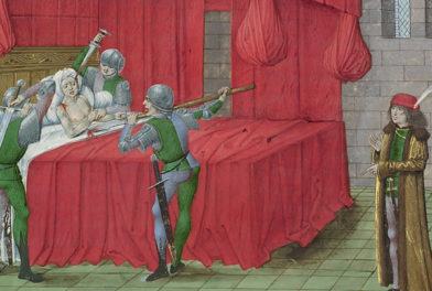 """Medieval Reading for Our Favorite """"Game of Thrones"""" Characters"""