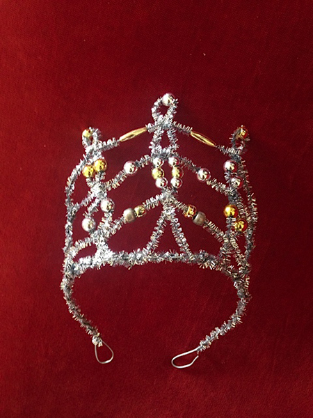 Make Your Own Tiara with Artist Marianne Sadowski