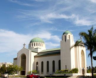 Byzantine Los Angeles