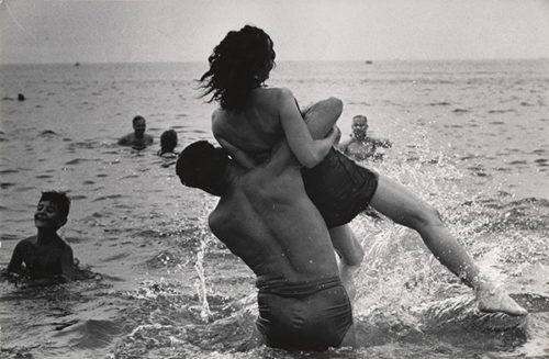 Garry Winogrand's Scenes of Ebulliance, and Unease